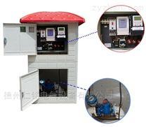 機井控制器農田井房灌溉 SMC玻璃鋼智能井房