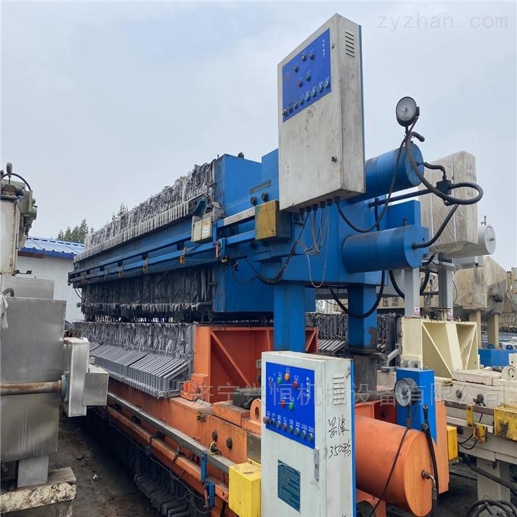 兴恒机械现货供应二手350平方隔膜压滤机