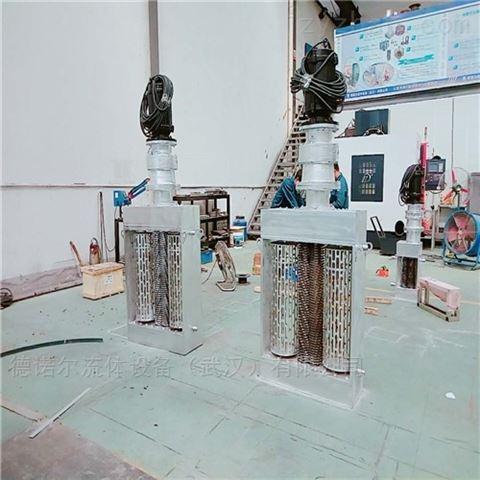 双鼓 雨水提升泵站 粉碎格栅机报价