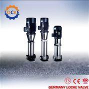进口立式高压泵产品详情参数尺寸图片