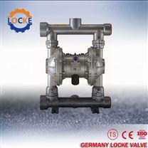 進口鋁合金氣動隔膜泵德國價格/批發/廠家