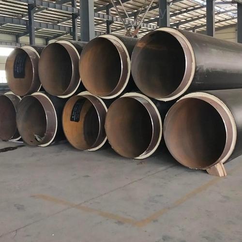 DN500小區供暖室外熱力防腐發泡保溫管