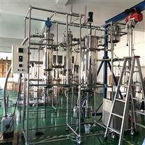 duan程分子蒸馏仪AYAN-F200刮膜shi蒸馏装置