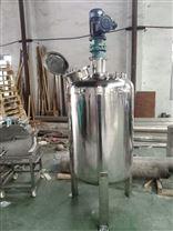 不锈钢带搅拌反应釜