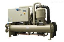 噴淋降膜式水冷螺桿冷水機組