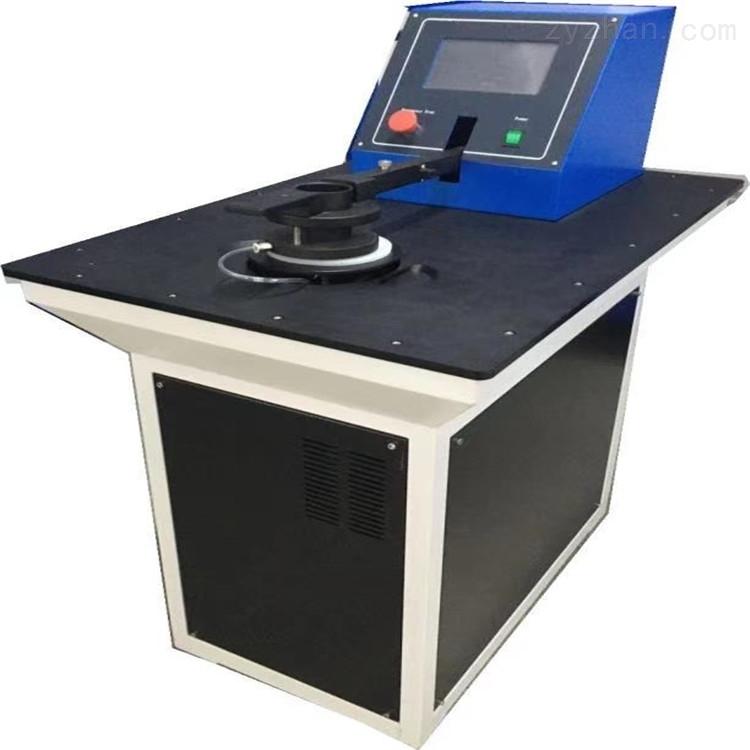 织物透气性能测试仪原理