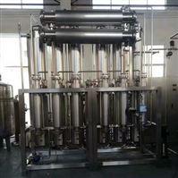 500L/H列管式多效蒸馏水机