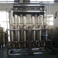 500L/H列管式多效蒸餾水機