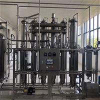 100L/h列管式多效蒸餾水機
