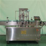 自流式高速型气雾剂灌装机