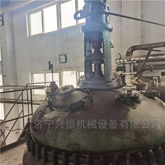 公司加工定制各种搪瓷反应釜电加热反应设备