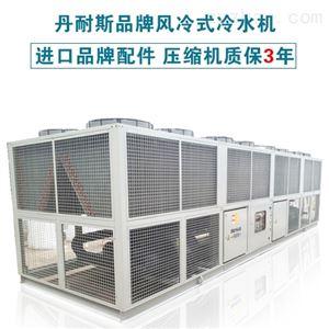 风冷式单机头螺杆冷冻机组德国技术