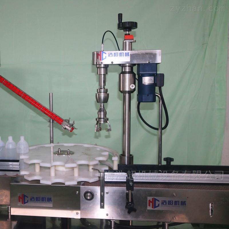 可靠型大容量消毒液灌装机