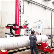 不銹鋼壓力容器罐穿透型深熔焊接設備