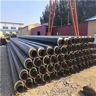 管径325聚氨酯预制防腐地埋供暖保温管