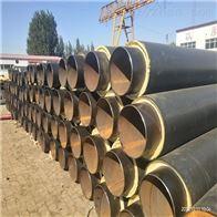 管径478*8聚氨酯预制防腐无缝保温钢管