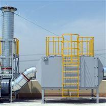 金桥环保冷却废气处理技术