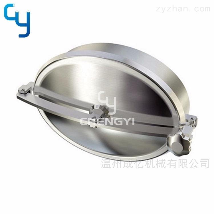 卫生级椭圆常压人孔MH32