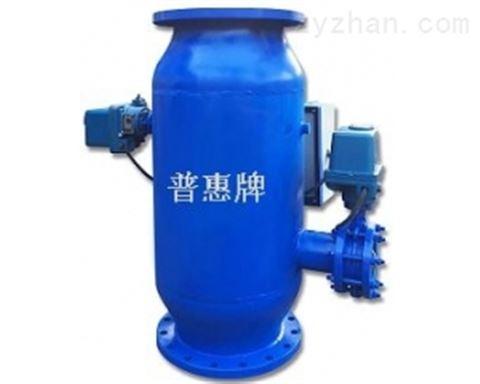 电动式自动排污过滤器