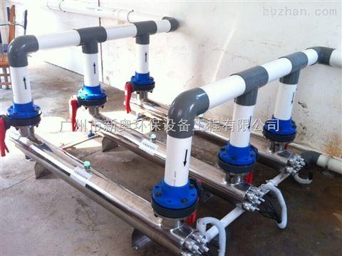 XARG-320W-5管道式紫外线消毒器