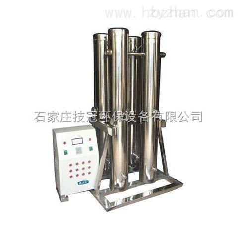 广东盐田紫外线消毒器中水紫外线消毒设备