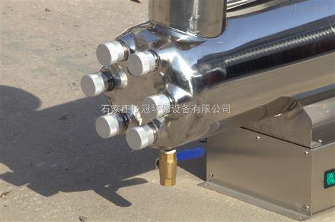 JGGZ-600市政供水紫外线消毒器