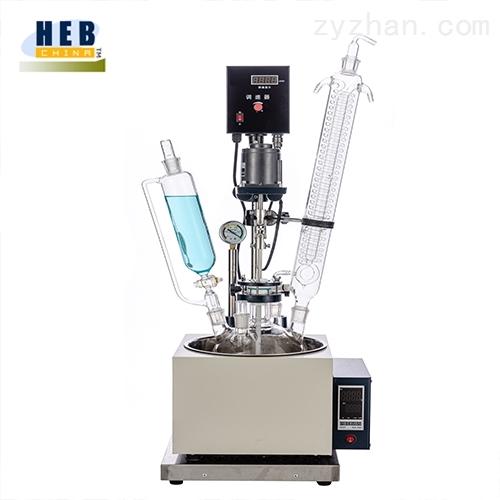实验室单层玻璃反应釜