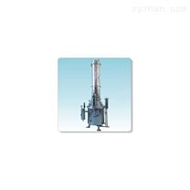 不銹鋼塔式蒸汽重蒸餾水器三申TZ600