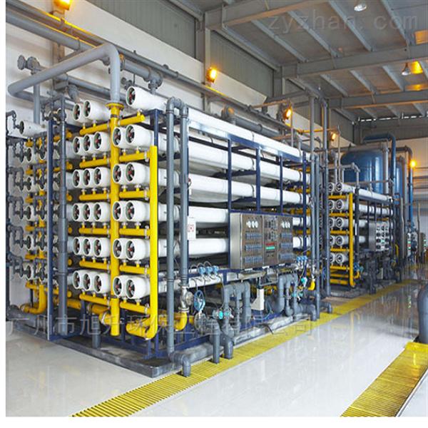 北京纯水设备工业反渗透生产线