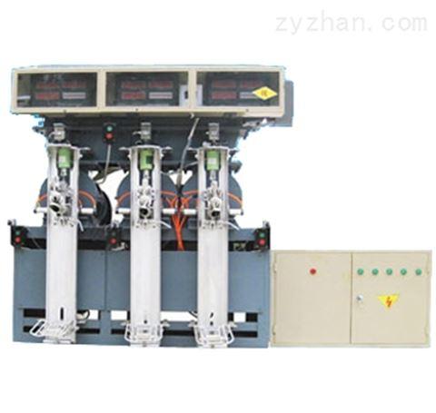 LB-50型螺旋式水泥包装机(三嘴)