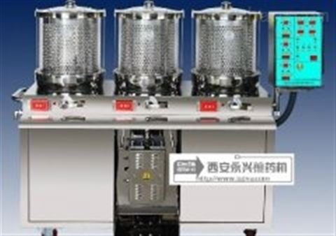 常压3+1自动煎药包装组合一体机BAB-3+1