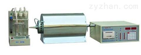 KZDL-4型快速智能定硫仪
