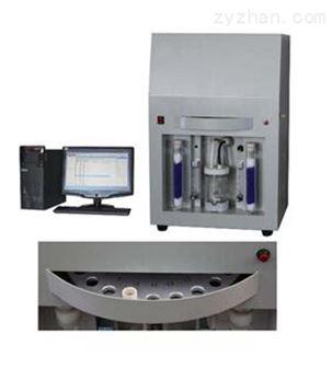 KZDL-8000型微机全自动多样品测硫仪