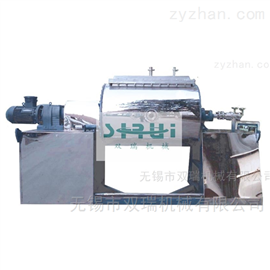 SR-HCWD0001全密闭卧式反应结晶过滤干燥四合一