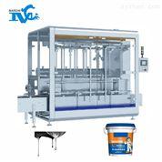 防水涂料液體包裝機