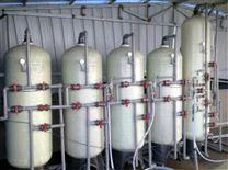 8吨每小时5塔过滤纯水机/离子交换+混床系统/混床超纯水机