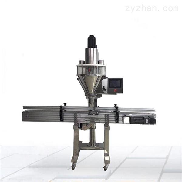 不锈钢350克钙粉定量小型粉末灌装机