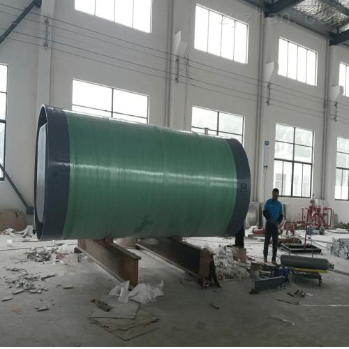 南京一体化(污水)提升泵站