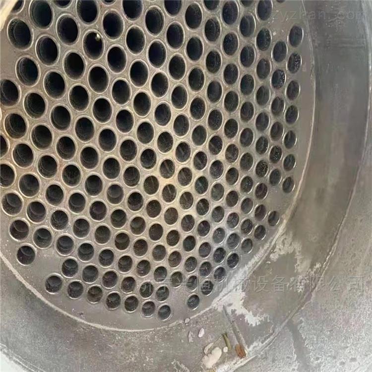 供应二手100平方列管冷凝器
