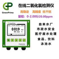 英国GP二氧化氯发生器配套分析仪
