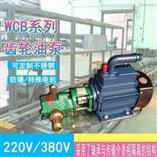 油润滑油泵手提式电动抽油泵