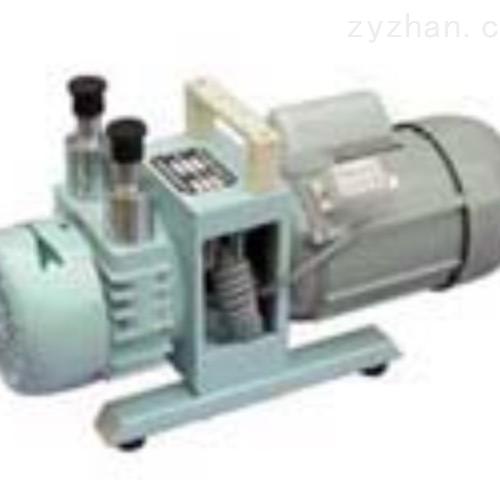 TW-1A旋片式真空泵