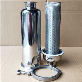 304平纹编织网固液分离不锈钢管道过滤器网