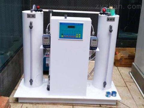 电解法次氯酸钠发生器消毒设备