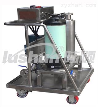 ZT-Ⅱ型磷酸酯抗燃油液净化设备