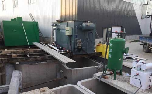 屠宰污水处理设备
