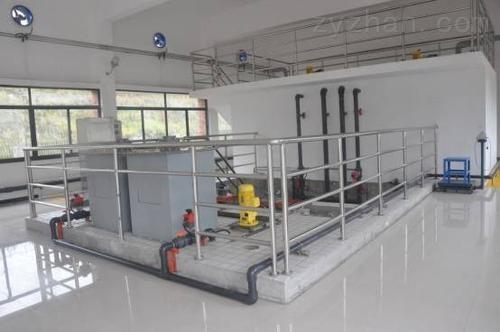 屠宰污水处理设备消毒池