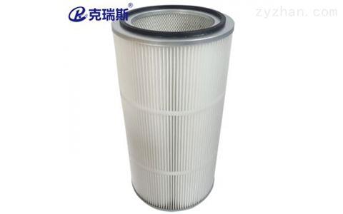脱硫除尘设备滤芯325*215*750 除尘滤筒