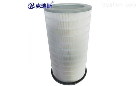 吊装式无纺布风机集尘机滤芯325*600空气除尘滤筒