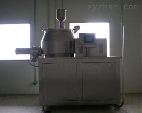 GSL系列湿法制粒机
